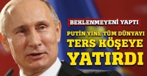 Rusya, ABD'li diplomatları Kremlin'e davet etti
