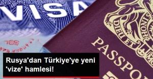 Rusya, Türkiye İle Vizeler için yeni hamle