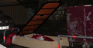 Şişli'de esrarengiz ölüm