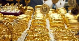 Altının gramı 144,3 liraya geriledi