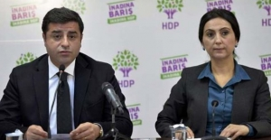 HDP, Demirtaş ve Yüksekdağ için AİHM'e başvurdu