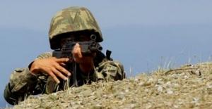 Nusaybin sınırında çatışma çıktı! 1 terörist öldürüldü