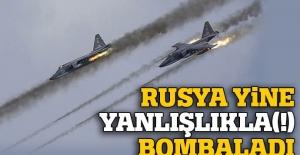 Rus jetleri Suriye'de yanlışlıkla hastaneyi vurdu: 6 ölü