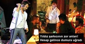 Şarkıcı Yalın, Lüks Restoranda Hesabı Görünce Şoka Uğradı