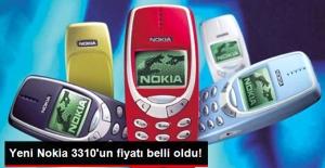Yeni Nokia 3310'un Fiyatı 200 Euro Olacak