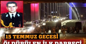15 Temmuz'da öldürülen ilk darbeci Yaşar Güler'in emir subayı