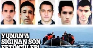 5 darbeci asker daha Yunanistan'a kaçtı