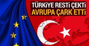 AB Komisyonu sözcüsü: AB sığınmacı anlaşmasına bağlı