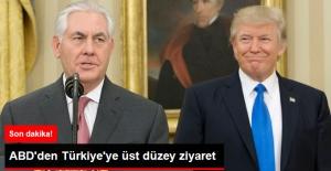 ABD DIşişleri Bakanı Tillerson Türkiye'ye Geliyor