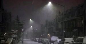 ABD'de kar fırtınası: 8 bin uçak seferi iptal