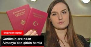 Almanya'dan 'Çifte Vatandaşlık Sona Ersin' Talebi
