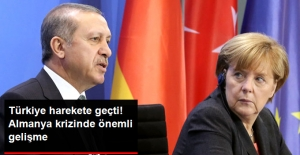 Almanya'nın Skandal Miting Kararı Avrupa Konseyi'ne Taşınıyor