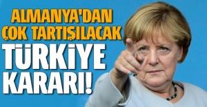 Almanya'dan referandum için şartlı onay!