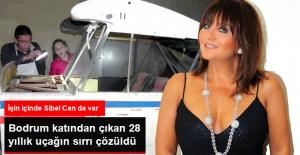 Avcılar'da Bodrum Katta Bulunan Uçağın Sırrı Çözüldü