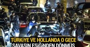 Bakan Çavuşoğlu: Hollanda bir kişiyi vursaydı savaş sebebiydi