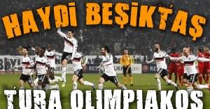 Beşiktaş Olimpiyakos maçı