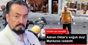Beyoğlu'ndaki Terör Saldırısına Müdahil Olmak İsteyen Adnan Oktar'a Ret