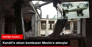 Darbeci Hainler, Kandil'e Atılan Bombaları Meclis'e Atmış