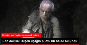 Düşen Suriye Uçağının Pilotunun Bulunduğu Ana Ait Fotoğraflar Ortaya Çıktı