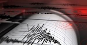 Elazığ'da 4 büyüklüğünde deprem!