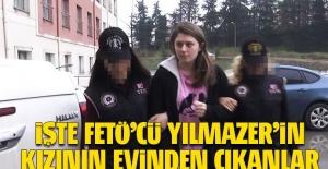 FETÖ sanığı Yılmazer'in gözaltındaki kızı İstanbul'a gönderildi