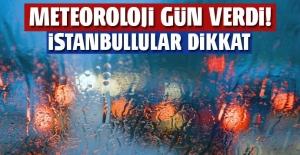 İstanbul'da bahar havası sona eriyor! Sıcaklıklar düşecek