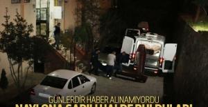 İzmir'de naylona sarılı halde kadın cesedi bulundu