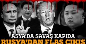 Kuzey Kore ve ABD arasındaki krize Rusya da katıldı