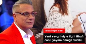 Mehmet Ali Erbil Sosyal Medyadan Sevgili Yaptığını, Canlı Yayında İtiraf Etti