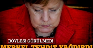 Merkel'den İngiltere'ye İskoçya tehdidi