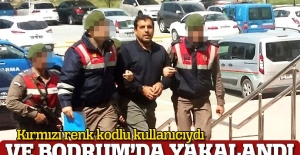 Milas 'imamı' Bodrum'da yakalandı