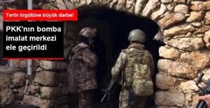 Nusaybin'de PKK'nın Bomba İmalat Merkezi Olduğu Ortaya Çıktı