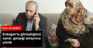 Öğretim Üyesini, Erdoğan'ın Sesini Taklit Ederek Dolandırdılar