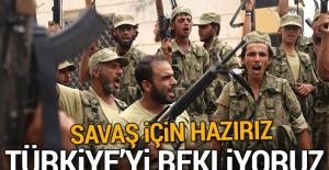 ÖSO: 'Biz hazırız, Türkiye'den haber bekliyoruz'