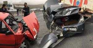 Otoyol yangın yerine döndü! Trafik İstanbul'a kadar uzadı