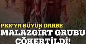 PKK'nın sözde Bulanık, Malazgirt grubu çökertildi