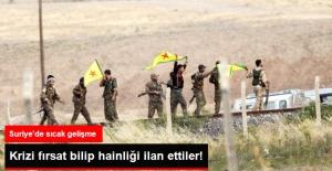 PKK'nın Suriye Uzantısı PYD, Münbiç'te Sözde 'Yönetim' İlan Etti