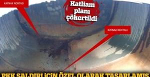 PKK'nın tankerli katliam planı ortaya çıktı