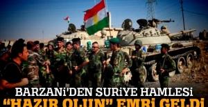 Rojava Peşmergeleri: ABD bize hazırlanın dedi