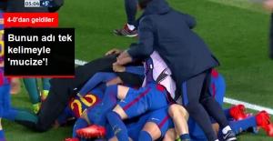 Şampiyonlar Ligi'nde Barcelona, PSG'yi 6-1 Yenerek Çeyrek Finale Çıktı
