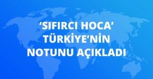 'Sıfırcı Hoca' Moody's Türkiye'nin Notunu