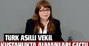 Türk asıllı vekil küstahlıkta Almanları geçti: 'Erdoğan özür dilemeli'