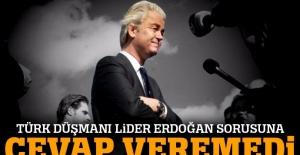 Türk düşmanı lideri susturan Erdoğan sorusu
