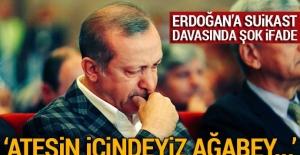 Erdoğan'a suikast davasında çarpıcı ifade!