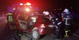Feci zincirleme kazası: 5 ölü, 5 yaralı