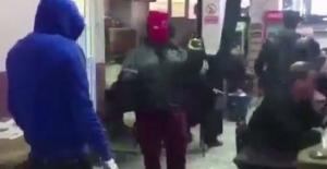 Kahvehanede tehdit savuranlar tutuklandı!