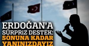 Makedonyalı Müslüman liderden Cumhurbaşkanı Erdoğan'a destek