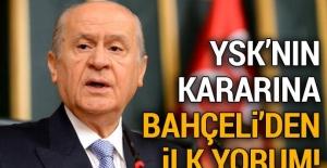 MHP lideri Devlet Bahçeli: 16 Nisan bitmiş sayfa kapanmıştır