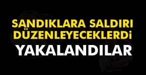 Referandumu provoke hazırlığındaki 9 DAEŞ üyesi gözaltına alındı