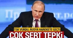 Son dakika: Rusya'dan TSK operasyonları için açıklama